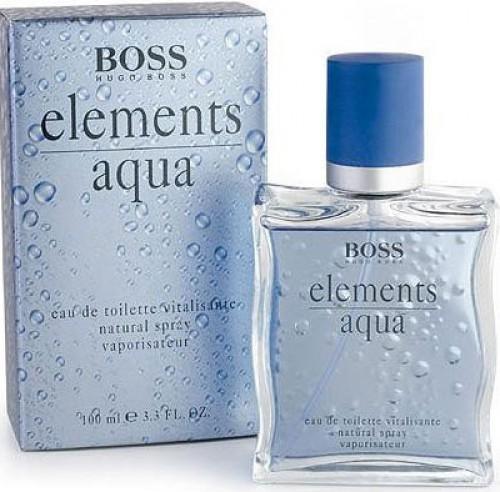 hugo boss elements aqua toaletn voda 100 ml parf my parfumy. Black Bedroom Furniture Sets. Home Design Ideas