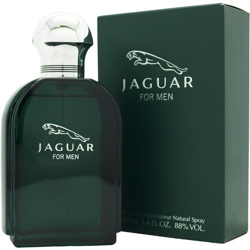 Jaguar For Men: Jaguar For Men, Toaletná Voda 100 Ml